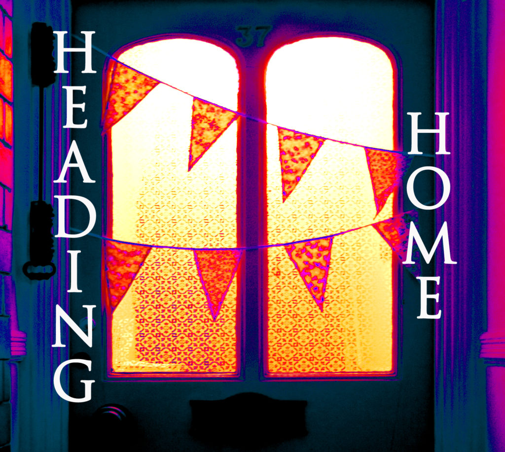 Front cover of the Heading Home Album